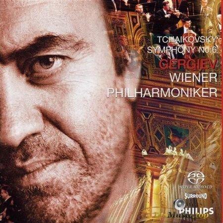 Valery Gergiev, Vienna Philharmonic - Tchaikovsky: Symphony No. 6 (2005) SACD-R