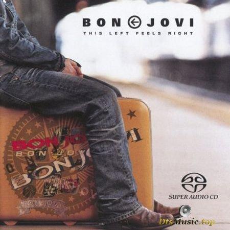Bon Jovi - This Left Feels Right (2003) SACD-R