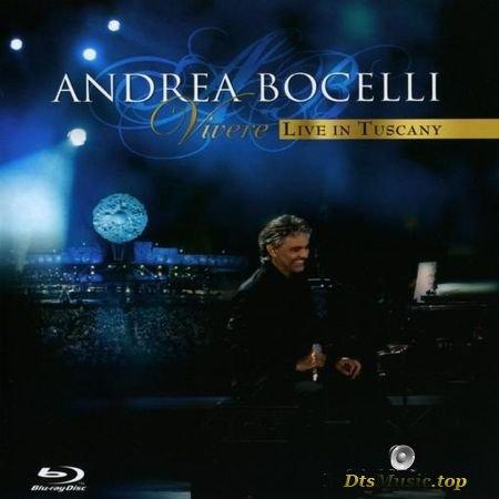 Andrea Bocelli - Vivere - Live in Tuscany (2008) Blu-Ray 1080i