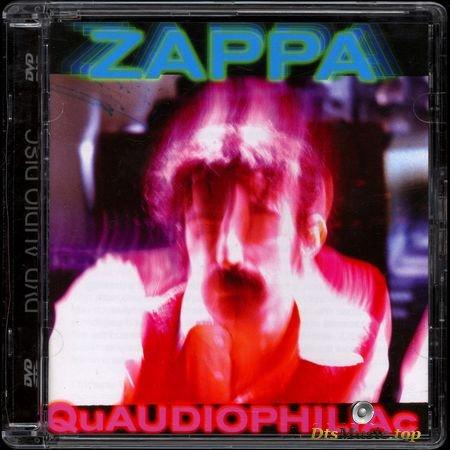 Frank Zappa - Quaudiophiliac (DVD9 working image) (2004) DVD-Audio