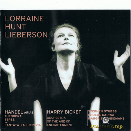 Lorraine Hunt Lieberson, Orchestra Of The Age Of Enlightenment, Harry Bicket - Handel Arias (2004) SACD-R