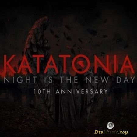 Katatonia - Night Is The New Day (2019) Audio-DVD