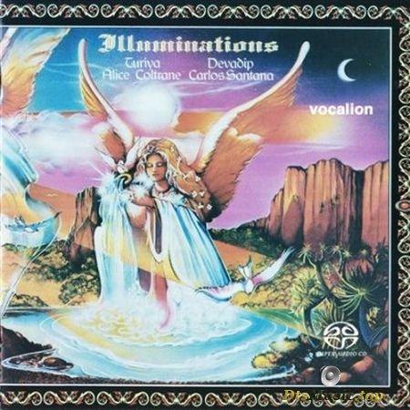 Alice Coltrane, Carlos Santana - Illuminations (2017) SACD-R