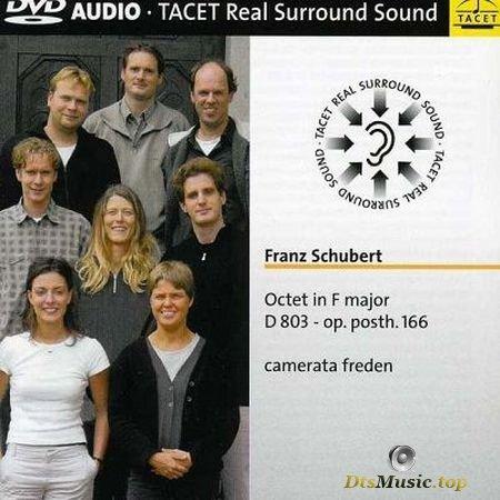 Camerata Freden - Schubert Octet in F major D 803 - op. posth. 166 (2004) DVDA