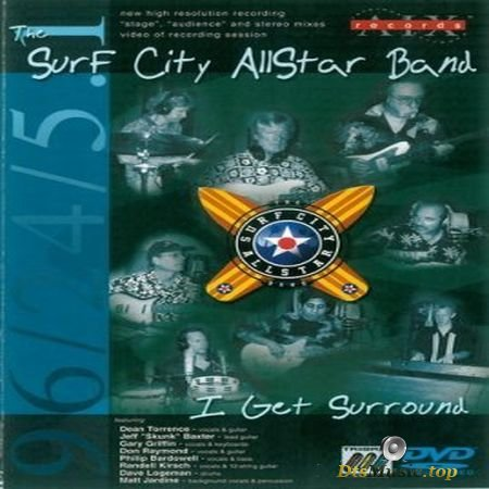 SurF City AllStar Band - I Get Surround (2004) DVD-Audio
