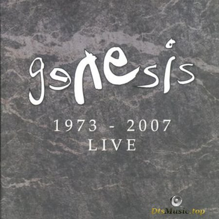 Genesis - Live at the Rainbow (1973, 2009) Audio-DVD