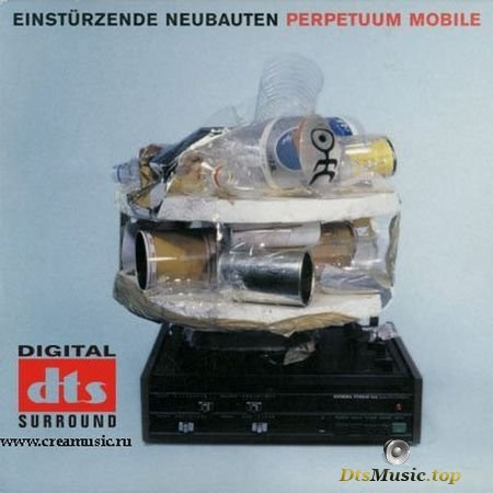 Einsturzende Neubauten - Perpetuum Mobile (2004) DTS 5.1