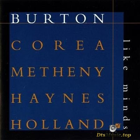 Gary Burton - Like Minds (2003) DVD-Audio