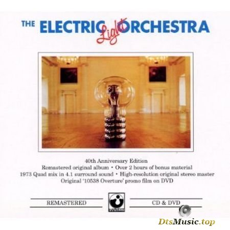 The Electric Light Orchestra - First Light (2012) Audio-DVD