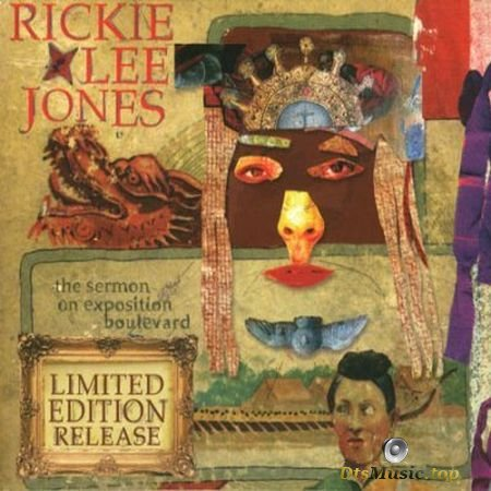Rickie Lee Jones - The Sermon On Exposition Boulevard (2007) SACD-R