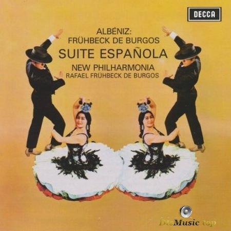 Isaac Albeniz – Suite Espanola (2017) SACD-R
