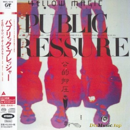 Yellow Magic Orchestra - Public Pressure (2019) SACD-R