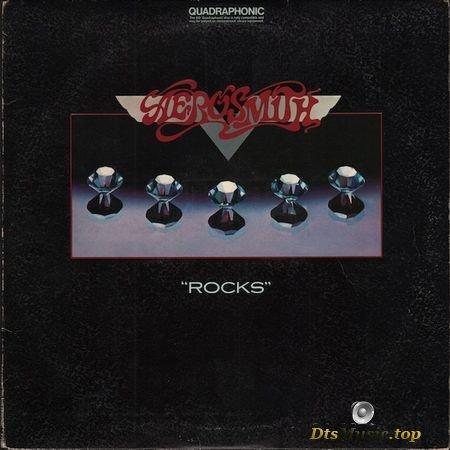 Aerosmith – Original Master Quadraphonic Rocks (1976) FLAC 5.1