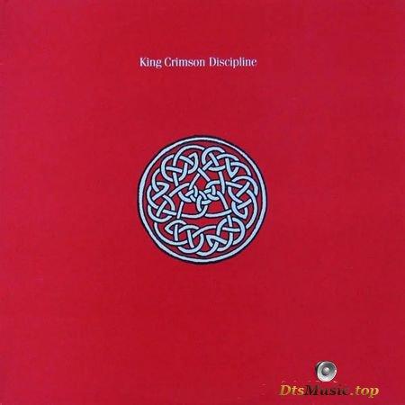 King Crimson - Discipline (1981) FLAC 5.1
