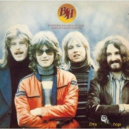 Barclay James Harvest - Everyone Is Everybody Else (2016) Audio-DVD