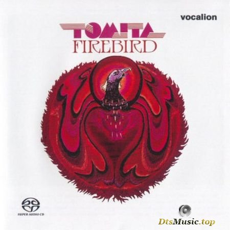 Isao Tomita - Firebird (2019) SACD-R