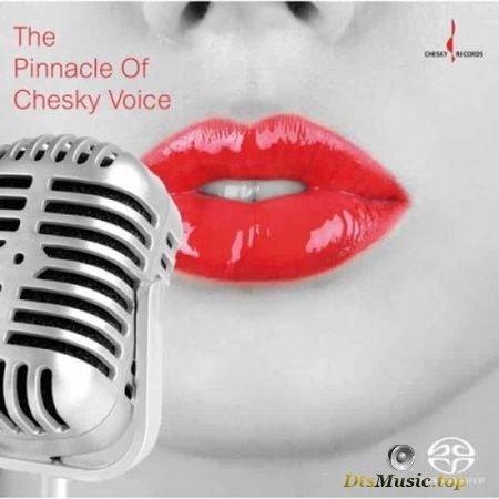 VA - The Pinnacle Of Chesky Voice (2017) SACD-R