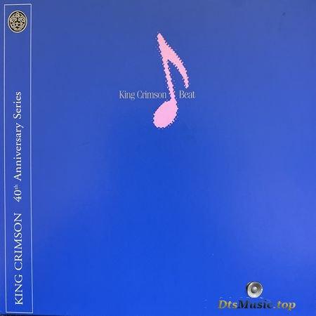 King Crimson - Beat (40th Anniversary Series) (2016) DVD-A