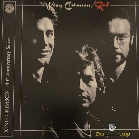 King Crimson - RED (40th Anniversary Series) (2009) DVD-A