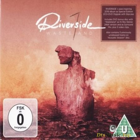 Riverside - Wasteland (2019) Audio-DVD