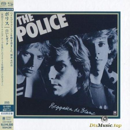 The Police - Reggatta de Blanc (2013) SACD-R