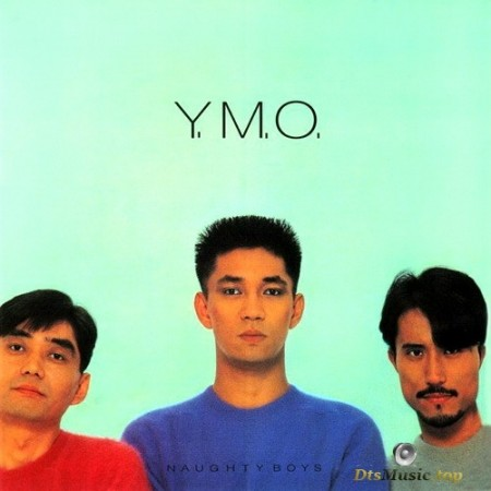 Yellow Magic Orchestra - Naughty Boys & Instrumental (1983/2019) SACD
