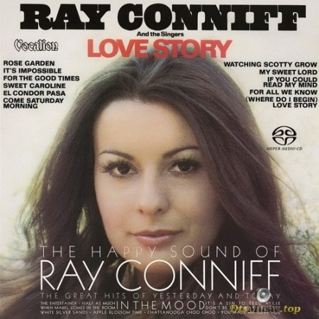 Ray Conniff - The Happy Sound Of Ray Conniff & Love Story (2019) SACD
