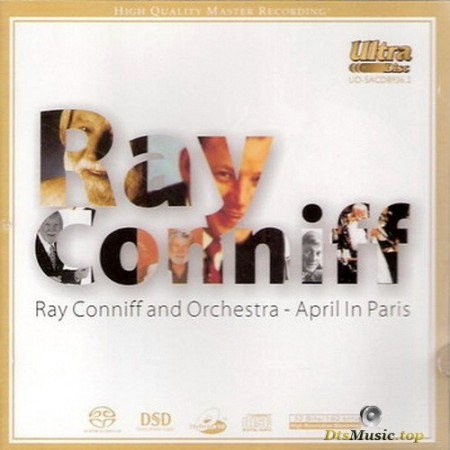 Ray Conniff - April In Paris (2009) SACD