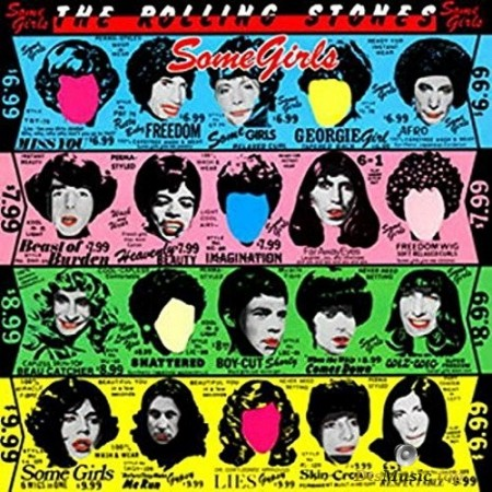 The Rolling Stones - Some Girls (1978/2012) SACD