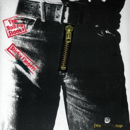 The Rolling Stones - Sticky Fingers (1971/2011) SACD