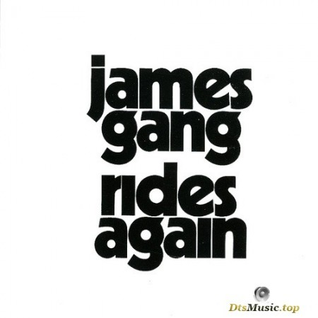 James Gang - Rides Again (1970/2017) SACD