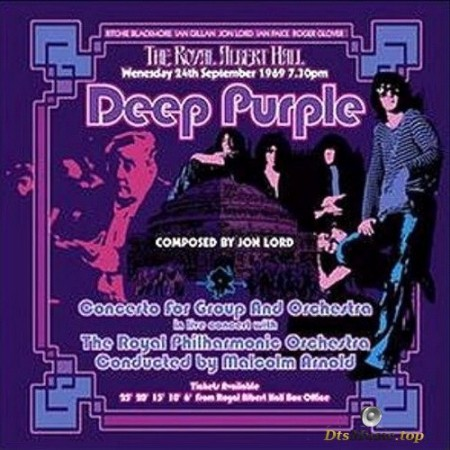 Deep Purple - Concerto For Group And Orchestra (1969/2002) SACD
