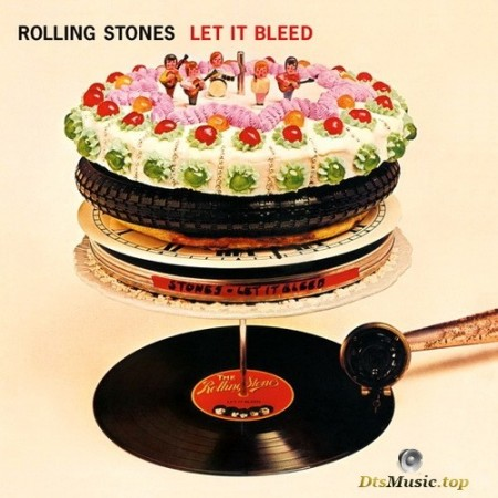 The Rolling Stones - Let It Bleed (1969/2010) SACD
