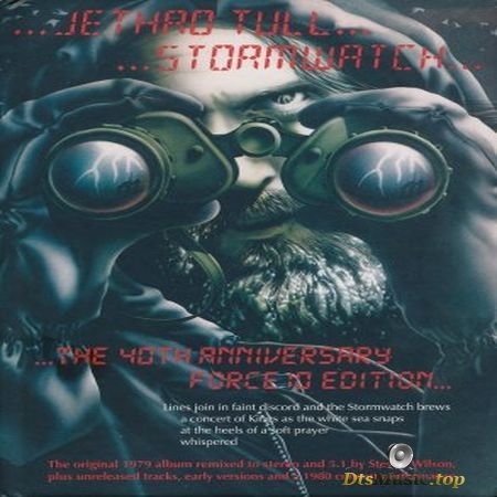 Jethro Tull - Stormwatch (The 40th Anniversary Force 10 Edition) (2019) Audio-DVD