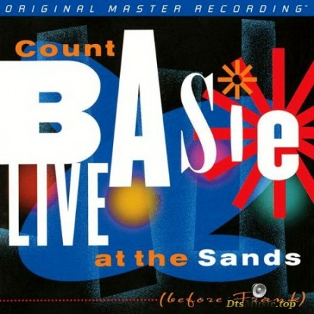 Count Basie - Live at The Sands (Before Frank) (1966/2013) SACD