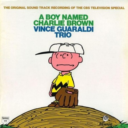 Vince Guaraldi Trio - A Boy Named Charlie Brown (1964/2012) SACD