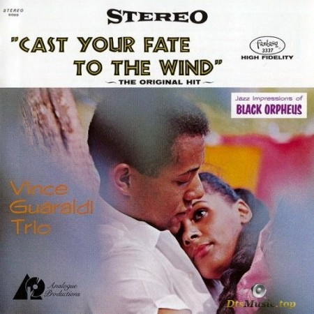 Vince Guaraldi Trio - Jazz Impressions Of Black Orpheus (1962/2002) SACD