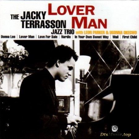 The Jacky Terrasson Jazz Trio - Lover Man (1993/2016) SACD
