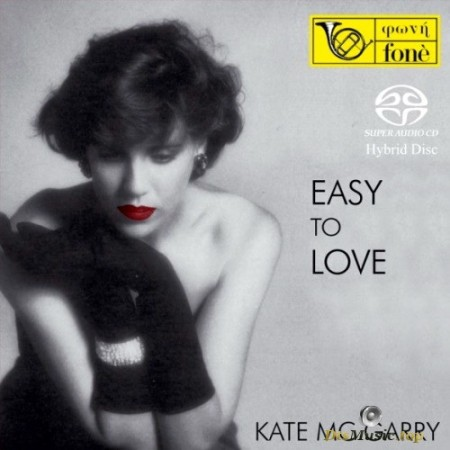 Kate McGarry - Easy To Love (1992/2010) SACD