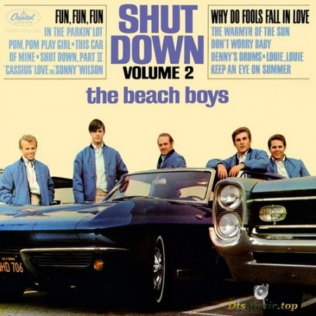 The Beach Boys - Shut Down Vol.2 (1964/2014) SACD
