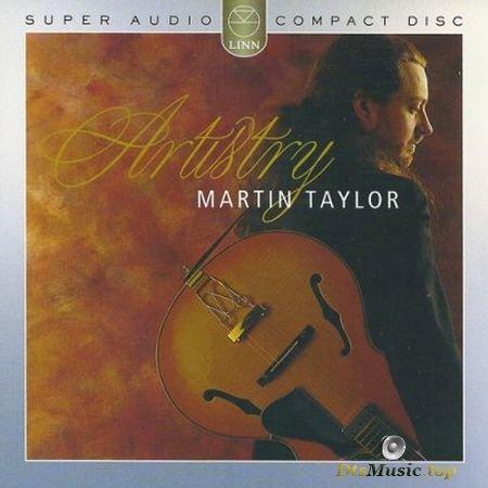 Martin Taylor - Artistry (1992, 2004) SACD-R