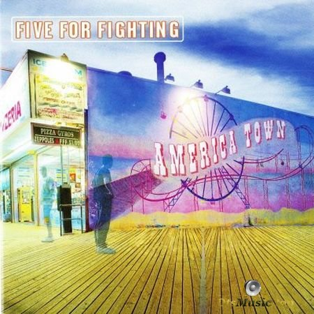 Five For Fighting - America Town (2003) SACD-R