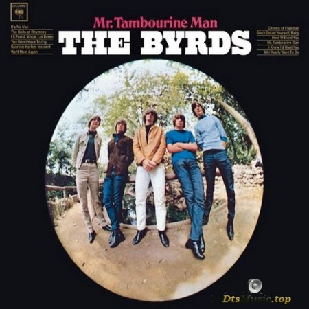 The Byrds - Mr. Tambourine Man (2005) SACD