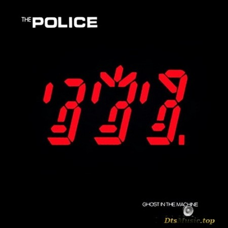 The Police - Ghost In The Machine (1981/2003) SACD