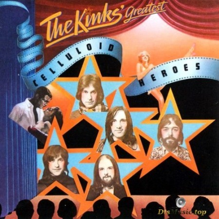 The Kinks - Celluloid Heroes (1976/2007) SACD