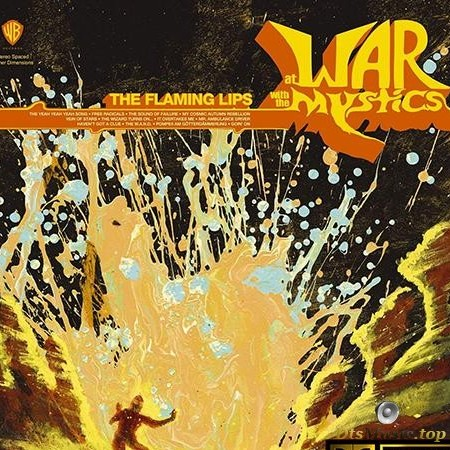 The Flaming Lips - At War With The Mystics (2006) [FLAC 5.1 (tracks)]