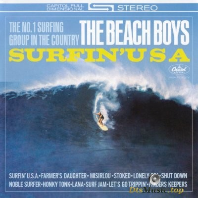 The Beach Boys - Surfin' USA (2015) SACD-R