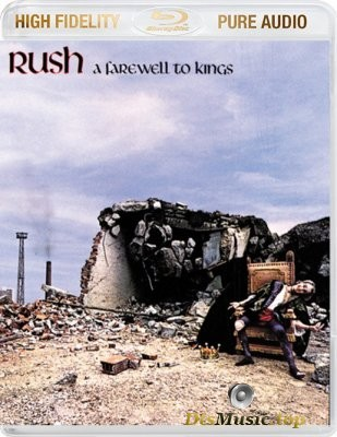 Rush - A Farewell To Kings (2015) FLAC 5.1