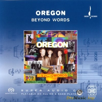 Oregon - Beyond Words (2003) SACD-R