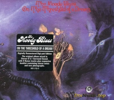 The Moody Blues - On The Threshold Of A Dream (2006) SACD-R